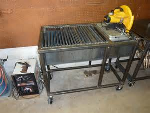 Welding and Cutting Table