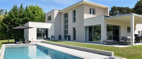 constructeur maison contemporaine rhone alpes maison moderne