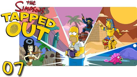 Simpsons Toaster - simpsons springfield tapped out time travelling