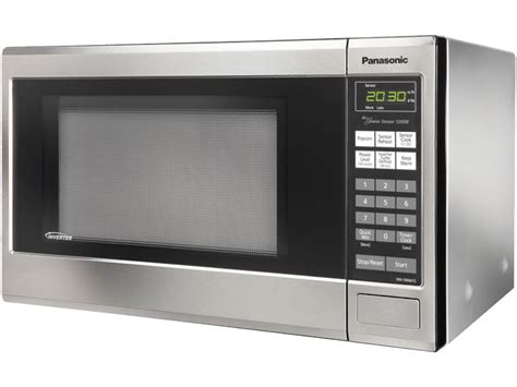 countertop microwave ovens we panasonic countertop microwave oven nn sn661s