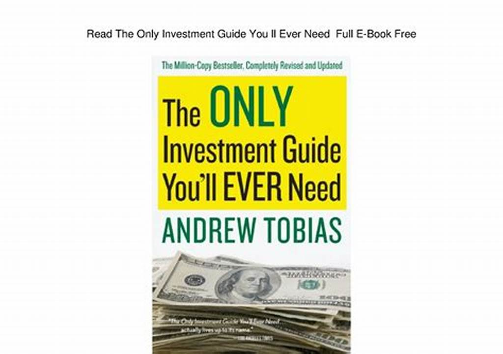#Read #The #Only #Investment #Guide #You #Ll #Ever #Need #Full #E