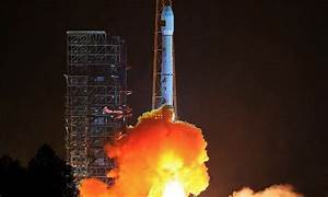 Chinese Long March 3B rocket successfully launches Gaofen ...