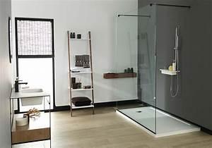 35 salles de bains design elle decoration With salle de bain avec douche a l italienne