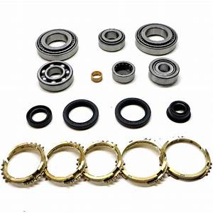 Rn4f31a  Rs5f31a Transmission Bearing  Seal Kit W  Synchro