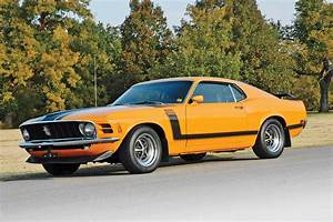 1970 Ford Mustang Boss 302 - Tornado Boss - Muscle Car Review Magazine - Hot Rod