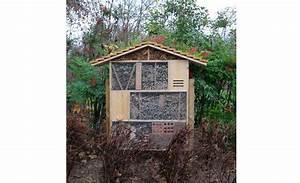 Abri à Insectes : les nichoirs et abris insectes ~ Premium-room.com Idées de Décoration