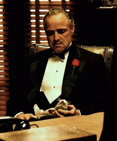 Corleone Don Vito Godfather Marlon Brando Mafia