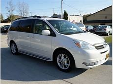 2005 Toyota Sienna XLE Limited 7 Passenger for sale in