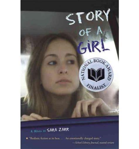 Review Story Of A Girl By Sara Zarr Chooseya