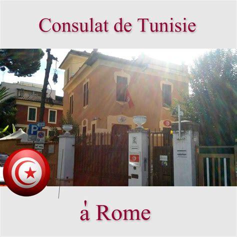 consolato tunisia a consulat de tunisie 224 rome about