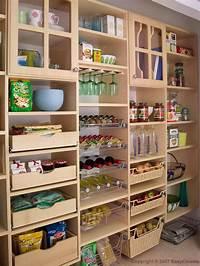 organizing a pantry Organize Your Kitchen Pantry   HGTV