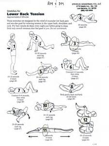 Stretch Lower Back Pain