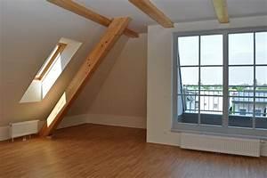 Wohnen unter dem dach nicht nur f r arme poeten for Möbel für dachgeschosswohnung