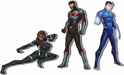 Superhero Rpg Hero Costume Amazing Physical Appearance