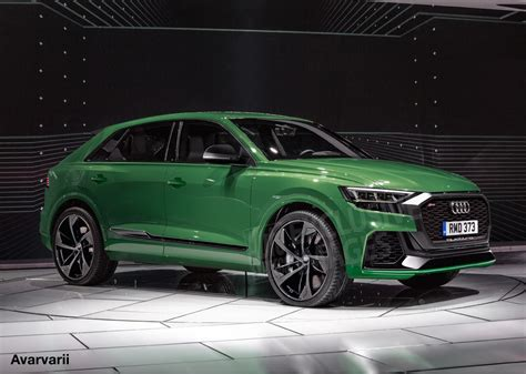New Audi Rs Q8 To Head An Expanding Audi Performance Suv