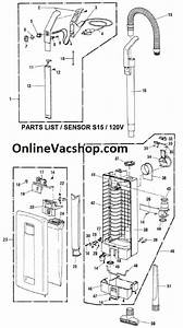 Windsor Sensor S15 Parts