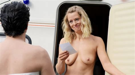 Antje Traue Nude Celeb Photo Softcore