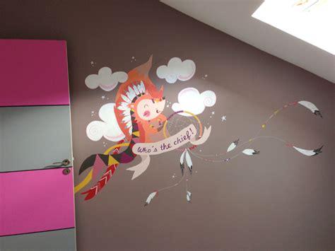 dessin mural chambre fille excellent fresque chambre d with dessin mural chambre fille