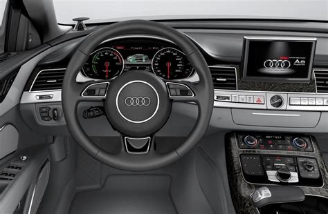 Audi A8 2015 Interior by 2015 Audi A8 Hybrid Top Speed