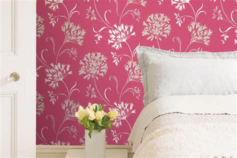 bedroom with pink walls bedroom wallpaper bedroom wall paper wallpaper for 14476