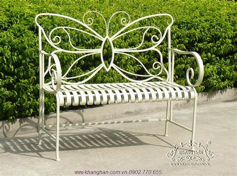 Benches Iron Butterfly Art