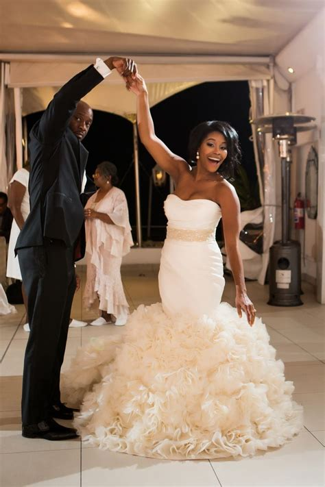real weddings south africa kimya gregory