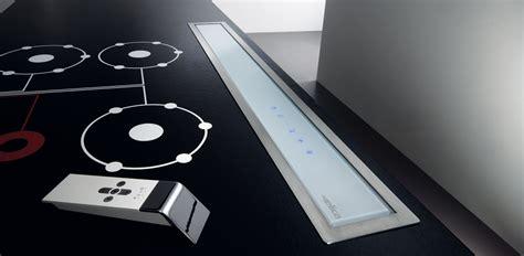 hotte de cuisine sans moteur elica adagio ix f 90 système downdraft