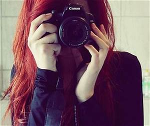 Girl With Camera Profile Pictures | DP