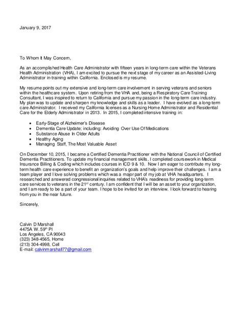 cover letter nursing home administrator paulkmaloney