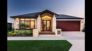 Eden - Modern New Home Designs - Dale Alcock Homes - YouTube