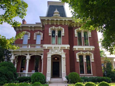 franklins  charming historic homes