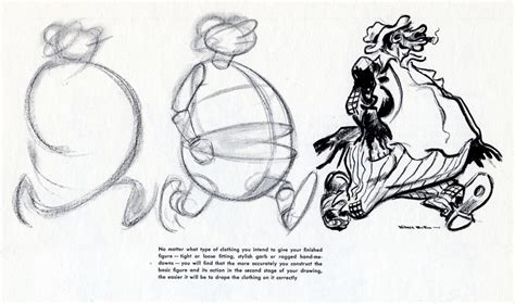 learn  draw cartoons lesson   comic figure