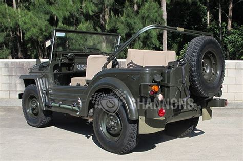 Sold: Austin Champ 4x4 Military Vehicle Auctions - Lot 5 ...