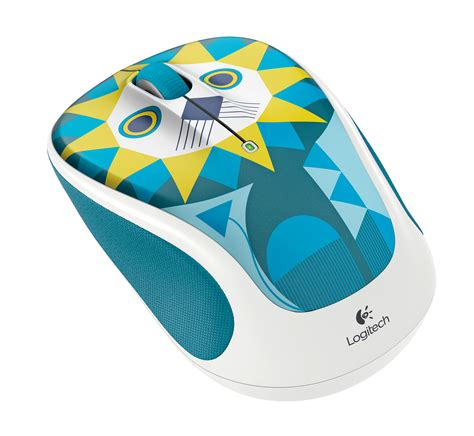 logitech owl m238 wireless mouse logitech introduces its 2015 play collection mice
