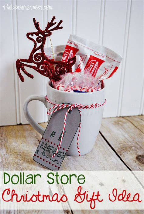 dollar store christmas gift idea christmas gifts