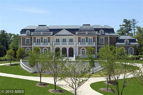 Maryland's Most Expensive Home Was Designed For Parties