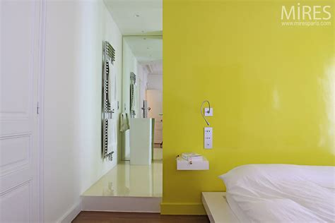 deco chambre jaune chambre jaune c0400 mires