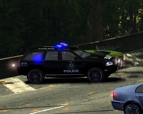 speed  wanted fantasy  suv pursuit pack