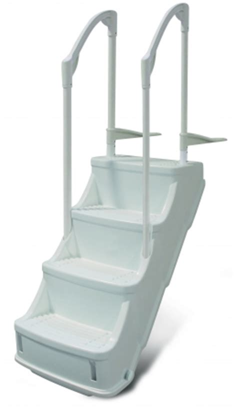 complete in pool ladder w strap attachment kit