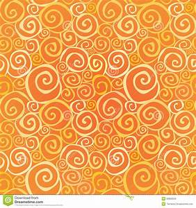 Abstract Swirl Geometric Seamless Texture Stock Images