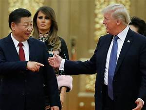 Trump tells Xi Jinping he doesn't blame China for 'unfair ...