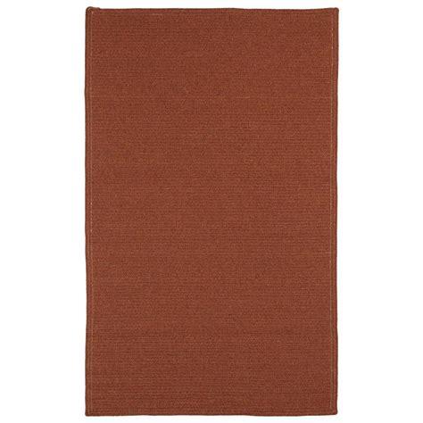 9x12 indoor outdoor rug kaleen paprika 9 ft x 12 ft indoor outdoor area