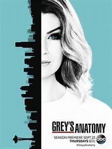 'Grey's Anatomy' Fans Analyze Striking Season 13 Poster ...