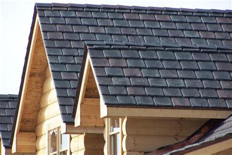 """#1 Composite Slate Roof Tile  """"Best Synthetic Slate"""