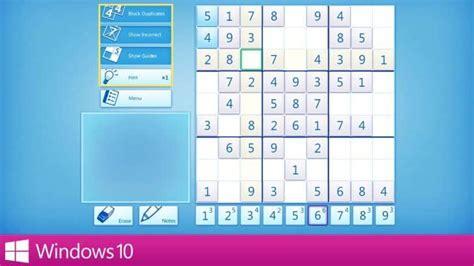 sudoku free for windows 7