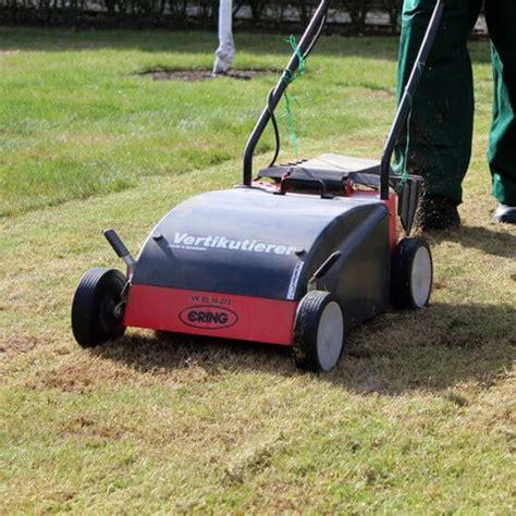 Rasen Nicht Vertikutieren by Rasen Vertikutieren So Entfernen Sie Rasenfilz Richtig