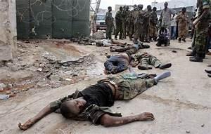 Somali Force Thwart an Al-Shabaab Attack On Army Base in ...