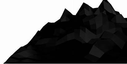 Mountain Background 3d Demodern Virtual Digital Nature