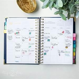 How I Use My Emily Ley Simplified Planner And Favorite