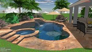 3d swimming pool design sanford clermont orlando pool With swimming pool design software free